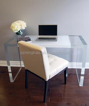 New Design Acrylic Desk,clear Acrylic Desk