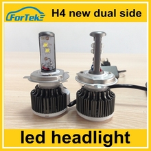 2016 innovative product car accessories led headlight bulbs H4
