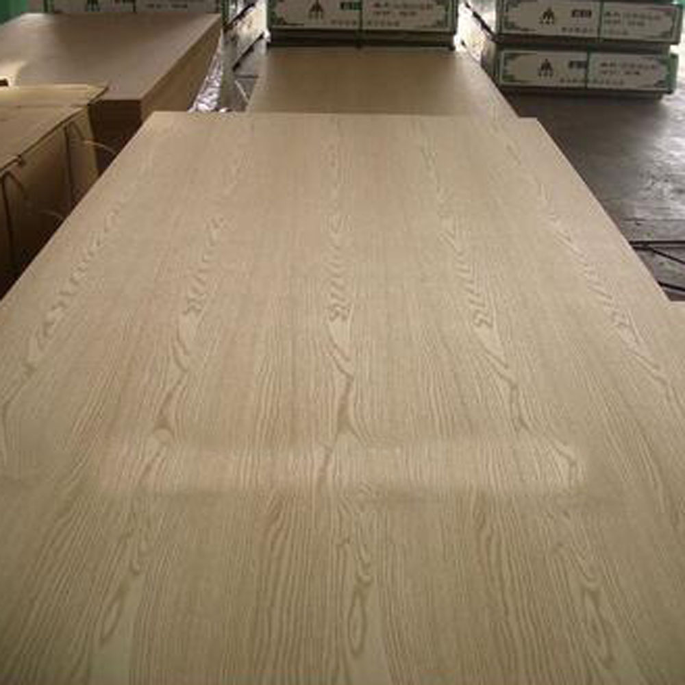 18mm furniture grade white/red oak plywood best appearance