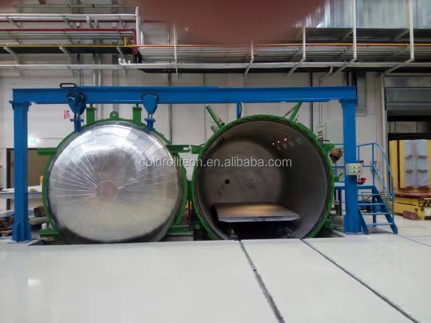 Epoxy Resin Vacuum (Pressure) Casting Equipment for Mold Cast Coils of Dry Type Transformers
