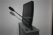 Guangzhou BW audiovisual lcd tv lift mechanism for conference table