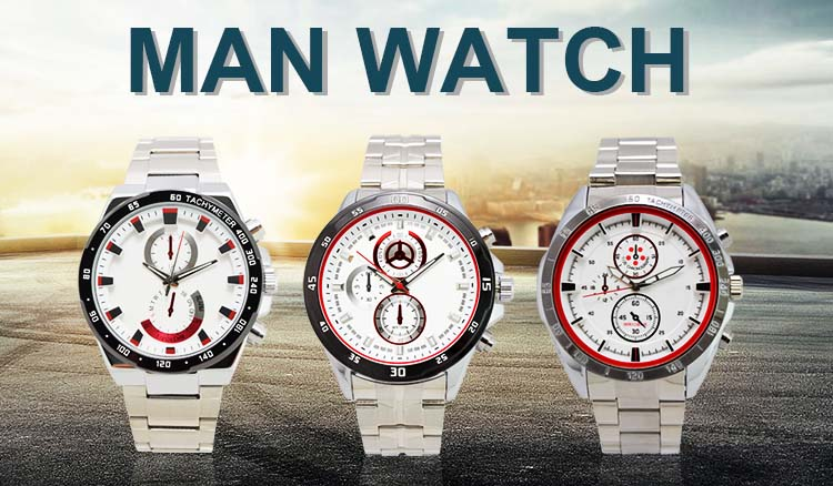 2017 most popular high-end watches man lady made in China