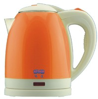 Plastic stainless steel electric kettle