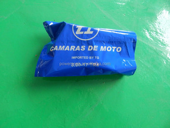TI motorcycle tubes 3.00-14 2.50-17 2.75-17 2.75-18 to Argentina