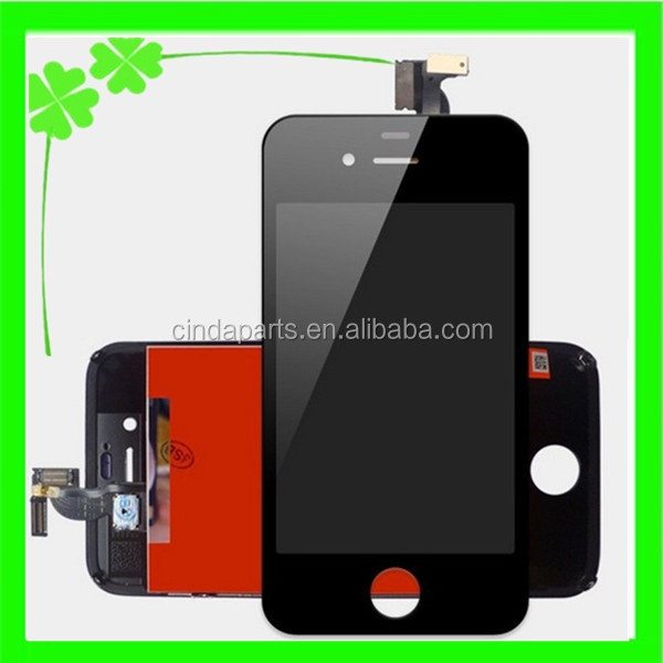 for iphone 4 lcd digitizer assembly touch screen full sets replacement repair parts
