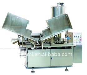 SM nut filling and sealing machine