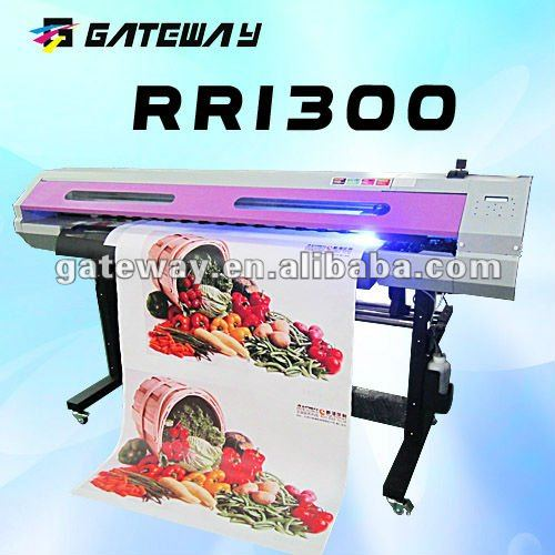 Digital Roll to Roll UV Printer For Personalized Wallpaper Printing for multifunctional medias