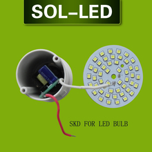 5 Years Experience SKD / CKD / DKD LED bulb Light