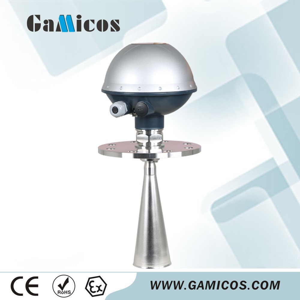 GLT701 26GHZ Pulse High Frequency Radar Level Transmitter