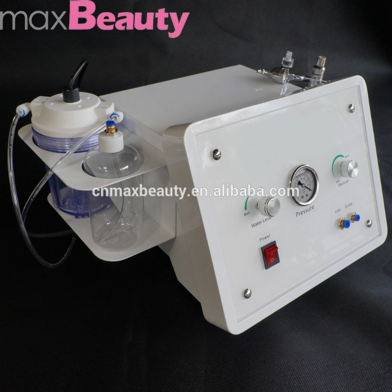 M-D3 3 in 1 guangzhou factory high quality hydro dry cleaning, oxygen jet and microdermabrasion machine (CE Approved)
