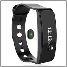 Waterproof Healthy smart heart rate monitor fitness tracker bracelet