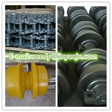 China supplier shantui bulldozer D50 single track roller/track roller of shantui /double track roller of shantui bulldozer