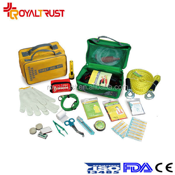 First Aid Kit For Automobiles, Car first Aid Kit Tool Box