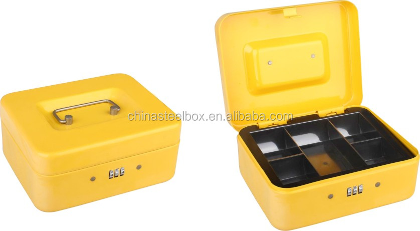 lock money saving box