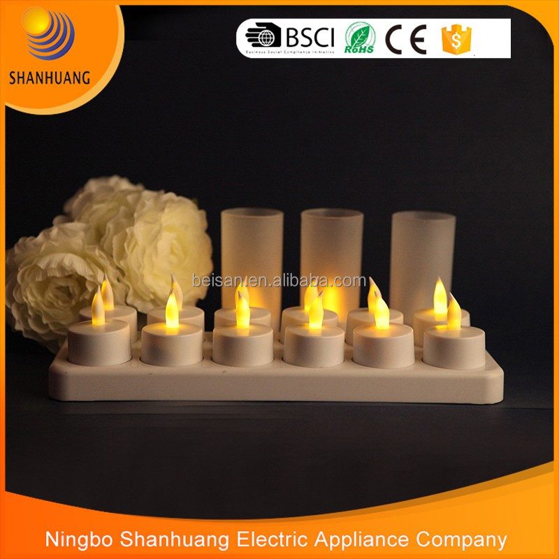 12pcs set <strong>LED</strong> candle with PP cup tea light candles <strong>LED</strong> candle wholesale