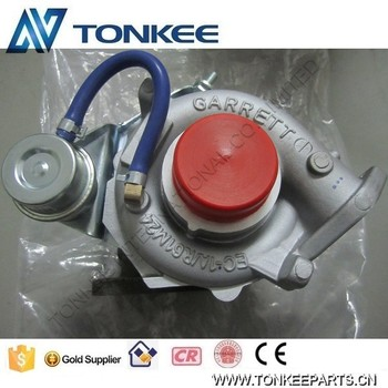 761916-5008 24100-4640 SK250-8 SK200-8 turbo for KOBELCO