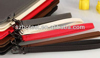 2013 flannelette quality for ipad 2 / ipad 3 with rope case, easy to carry!