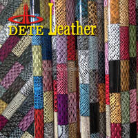 High Quality Pu Transfer Film Leather