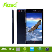 aosd 5.0 inch 1g and 4g touch android mobile phone Q7