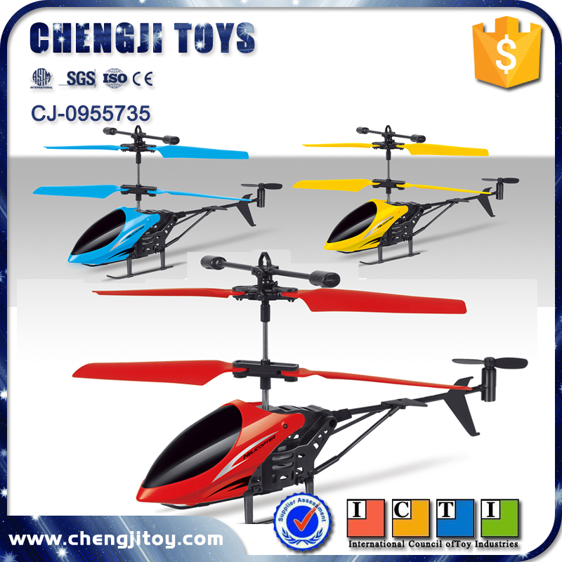 2 channel remote control infrared sensor rc helicopter