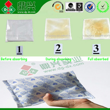 200% Super Absorption Rate Calcium Chloride Desiccant sachet wholesale