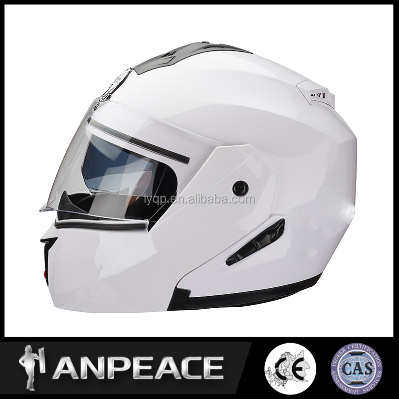 Light weight PC material mini motorcycle helmet