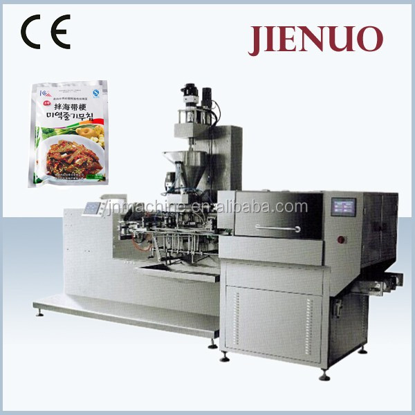 Factory Price Kimchi Vacuum Packing Machine