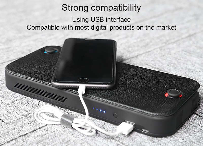 BUBM Back clip type Power Bank for Nintendo Switch Console