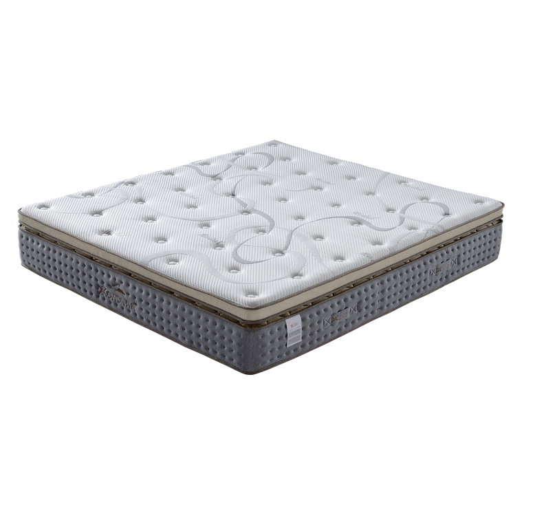 Hot Sale Good Price Hybrid Pocket Spring High quality memory foam comfortable mattress - Jozy Mattress | Jozy.net