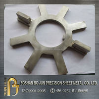 Customized Metal Fabrication Service Industrial Design