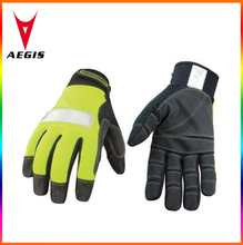 popular china made hot sale steel wire cut resistant gloves/Mechanic antivibration gloves/military tactical gloves