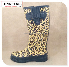 2015 wholesale china factory cheap rubber boots, clear rain boots for women dropship