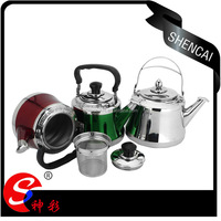 1L/1.5L/2L Magnetized Stainless Steel Tea Kettle,Boiling Kettle