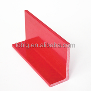 Corrosion Resistant Pultruded FRP L Angles