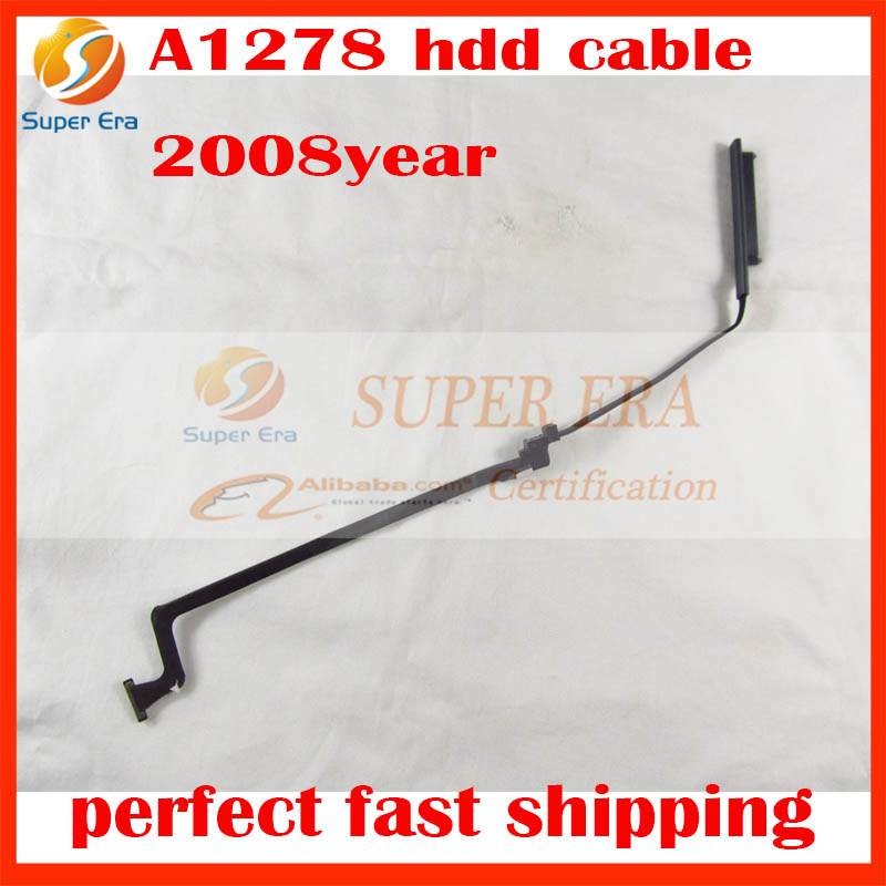 "Original NEW 922-8623 for Apple MacBook 13"" unibody A1278 HDD Hard Drive Cable MB466 MB467 EMC 2254 2008 Year"