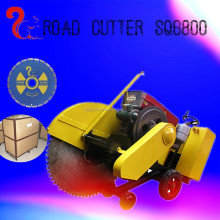gasoline high efficiency walk behind factory custom-designed Honda GX690 engine asphalt concrete road cutter SQG800 on sale