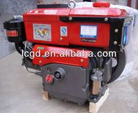 R175N Swirl Chamber or Direct Injection diesel engine
