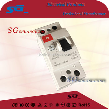 havells DP RCCB residual current circuit breaker HVS