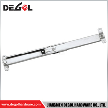 Stainless steel material aluminum casement window friction stay