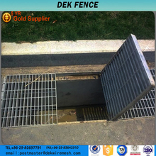 Galvanised Heavy Duty Traffic Steel Drainage Gratings