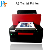 RFC dtg printer a3 8 color t-shirt printer can print light and dark colth machine