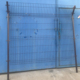 high quality PVC coated metal fence for solar energy system