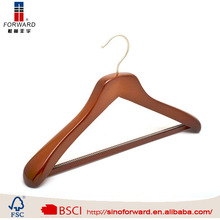 China Wholesale Custom cherry wooden hangers