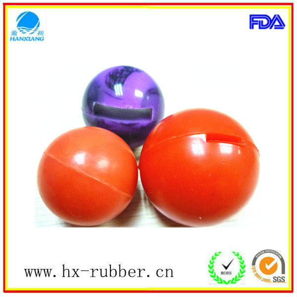 silicone Pe Material,Waterproof party/wedding/festival/ rubber silicone ball