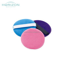 Cheap custom fashion plush cosmetic puff