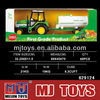 Cool design plastic farm toy tractors free wheel farm toy car toy tractors for children