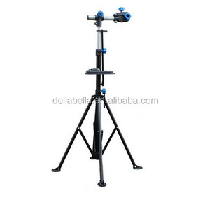 Adjustable Folding Bike Stand Bicycle Display Rack Bike Repair Stand