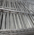 Zinc-coating Welded Twin Wire Fence Panel