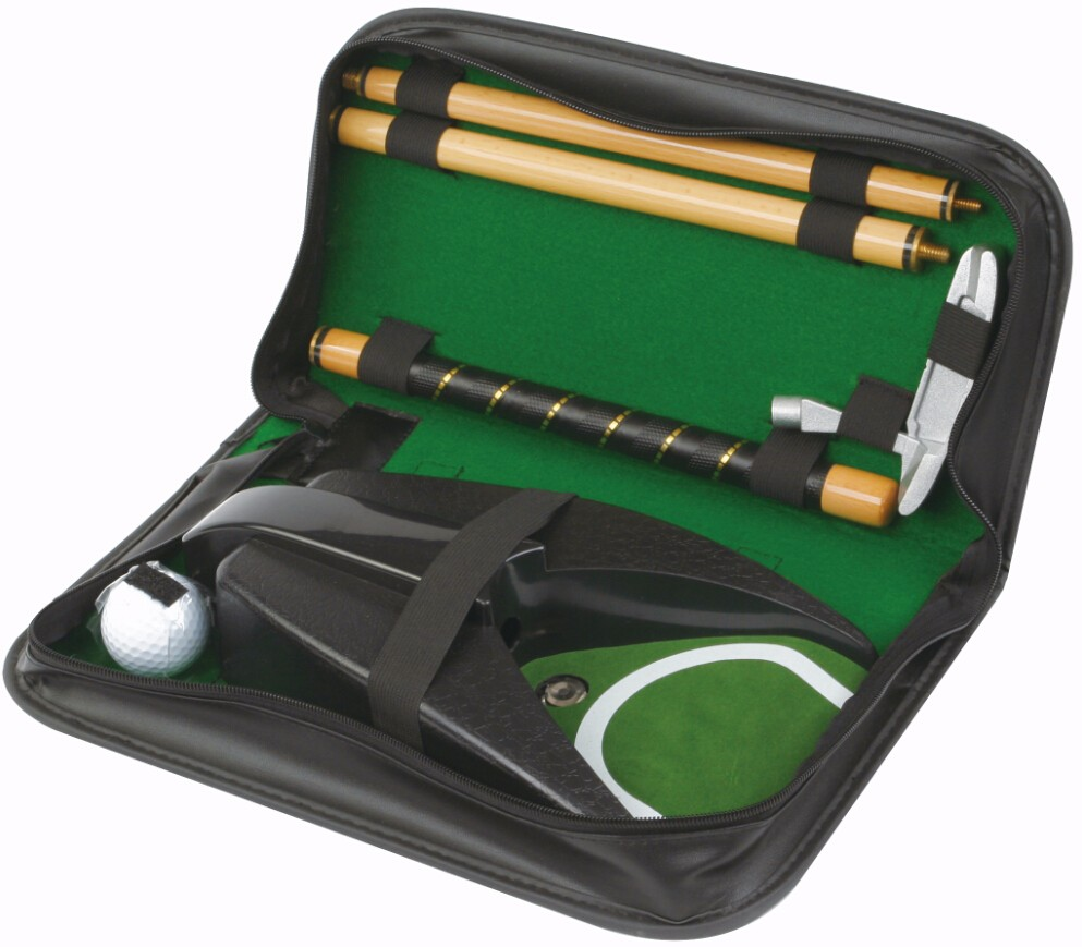 Business Fashion Wooden Box Suitable Golf Gift