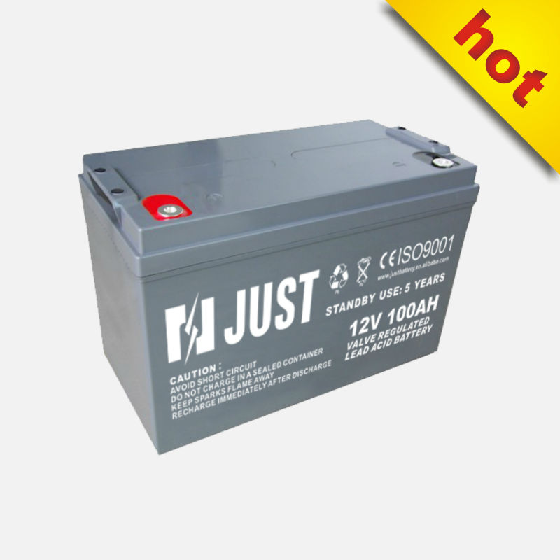 solar battery rechargeable batteries 12v 100ah